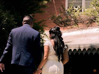 La boda de Angie  y Cristhian 2