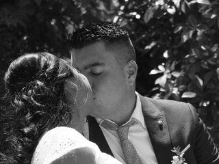 La boda de Angie  y Cristhian 3