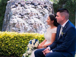 La boda de Angie  y Cristhian