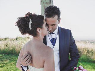 La boda de Leticia y José María