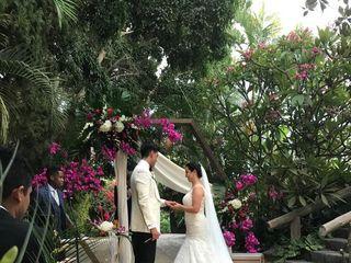 La boda de Cherie y Miles 3