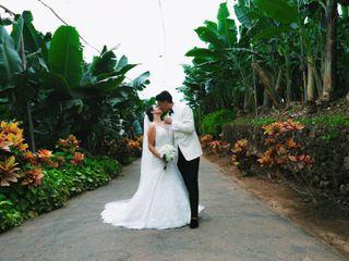 La boda de Cherie y Miles