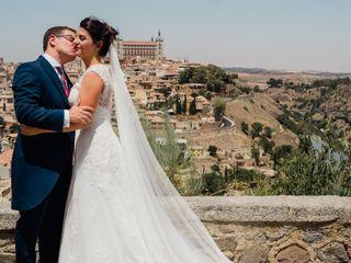 La boda de Belén y Guzmán