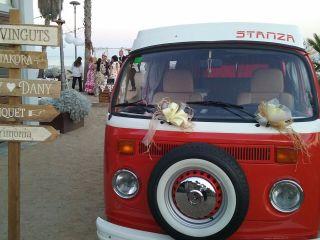 La boda de Naty  y Dani 1