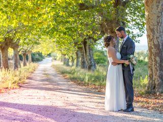 La boda de Miriam y Agustí
