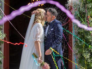 La boda de Emma y Carlos
