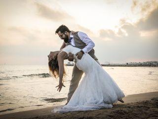 La boda de Marina y Xavi