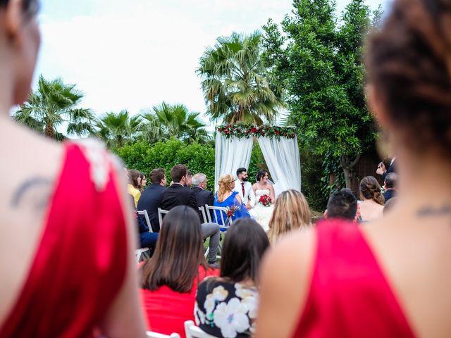 La boda de Benja y Natalia en Cabrera De Mar, Barcelona 7