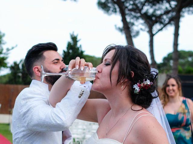 La boda de Benja y Natalia en Cabrera De Mar, Barcelona 9