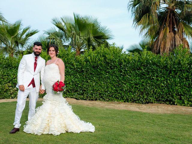 La boda de Natalia y Benja