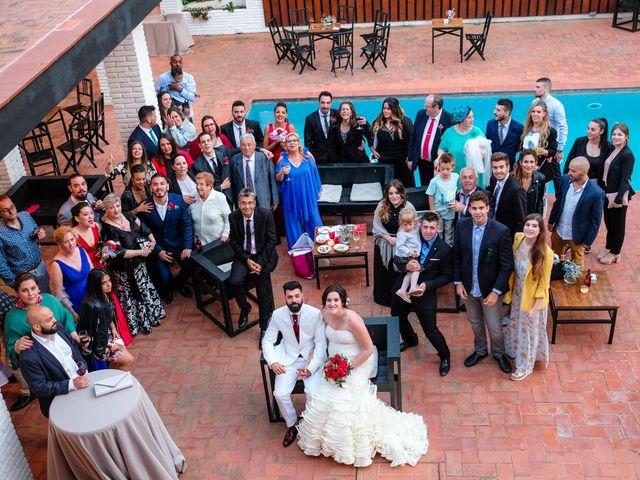 La boda de Benja y Natalia en Cabrera De Mar, Barcelona 13