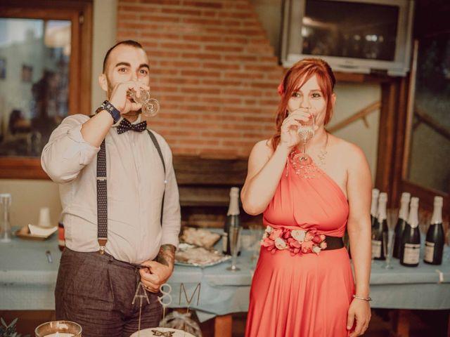 La boda de Esther y Ruben