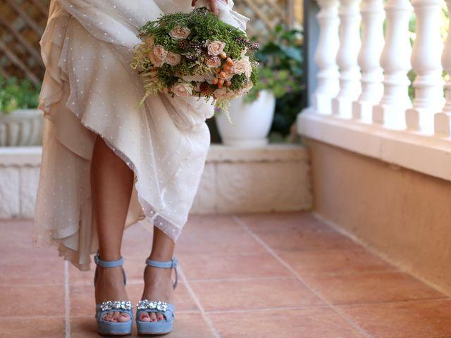 La boda de Nico y Sonia en Ribarroja del Turia, Valencia 15