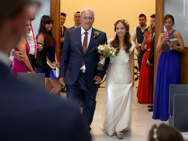 La boda de Nico y Sonia en Ribarroja del Turia, Valencia 17