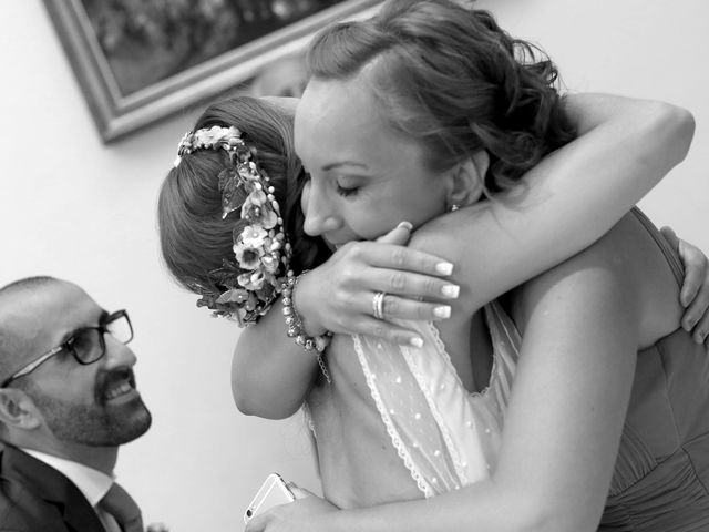 La boda de Nico y Sonia en Ribarroja del Turia, Valencia 19