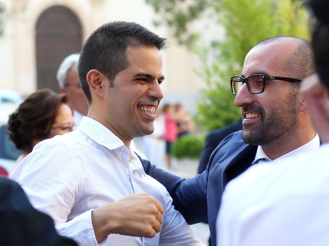 La boda de Nico y Sonia en Ribarroja del Turia, Valencia 23