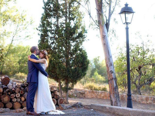 La boda de Nico y Sonia en Ribarroja del Turia, Valencia 25