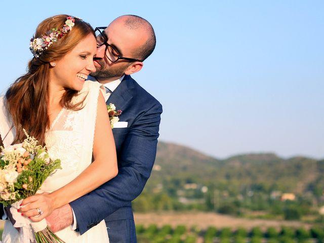 La boda de Nico y Sonia en Ribarroja del Turia, Valencia 27