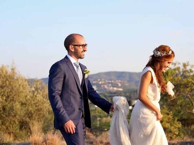 La boda de Nico y Sonia en Ribarroja del Turia, Valencia 29