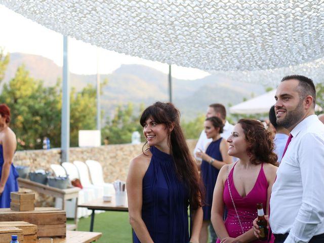 La boda de Nico y Sonia en Ribarroja del Turia, Valencia 31