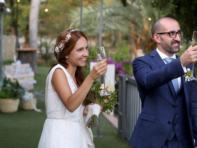 La boda de Nico y Sonia en Ribarroja del Turia, Valencia 35