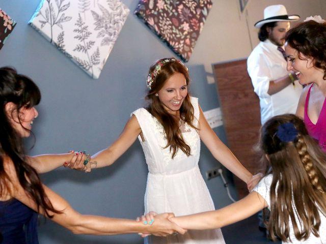 La boda de Nico y Sonia en Ribarroja del Turia, Valencia 45