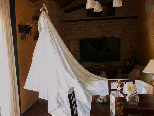 La boda de Jonathan y Sandra en Batres, Madrid 1