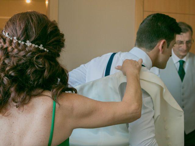 La boda de Jonathan y Sandra en Batres, Madrid 12