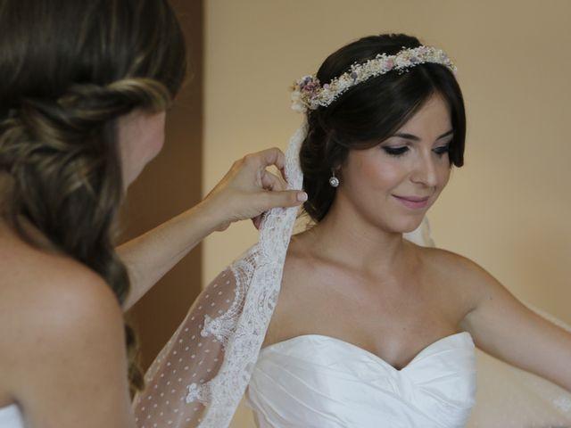 La boda de Jonathan y Sandra en Batres, Madrid 15