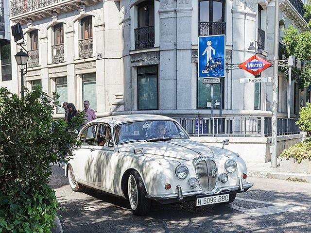 La boda de Jonathan y Sandra en Batres, Madrid 19