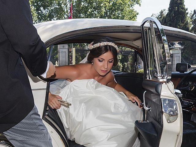 La boda de Jonathan y Sandra en Batres, Madrid 20