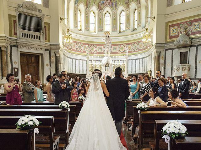 La boda de Jonathan y Sandra en Batres, Madrid 22