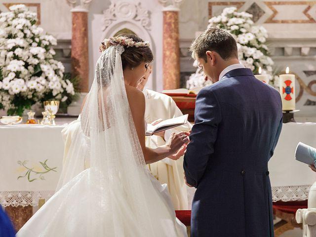 La boda de Jonathan y Sandra en Batres, Madrid 23