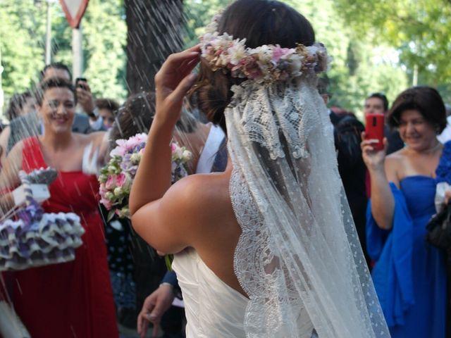 La boda de Jonathan y Sandra en Batres, Madrid 25