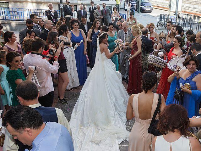 La boda de Jonathan y Sandra en Batres, Madrid 26