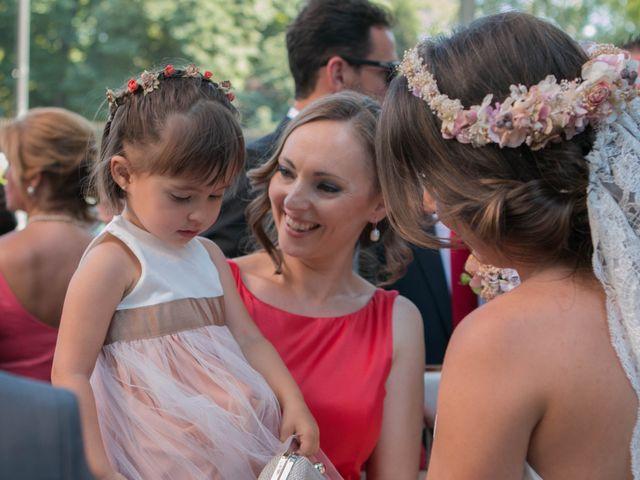 La boda de Jonathan y Sandra en Batres, Madrid 27