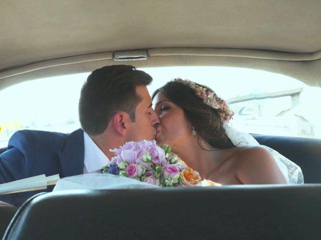 La boda de Jonathan y Sandra en Batres, Madrid 28