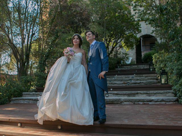 La boda de Jonathan y Sandra en Batres, Madrid 30