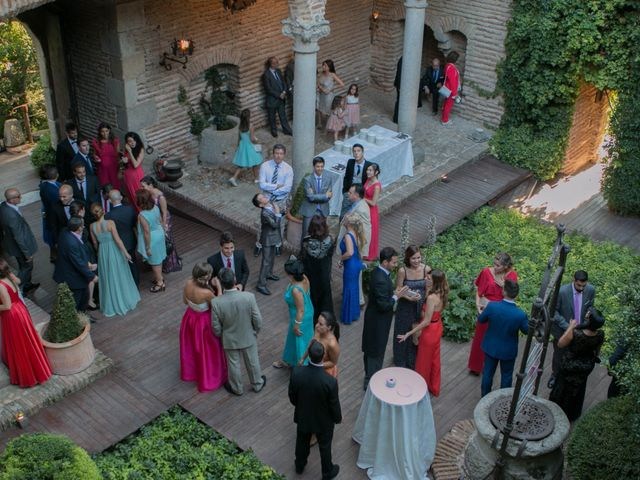 La boda de Jonathan y Sandra en Batres, Madrid 31