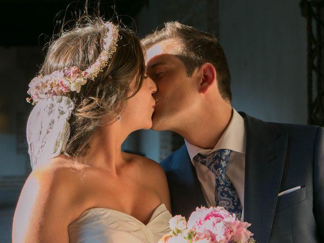 La boda de Jonathan y Sandra en Batres, Madrid 32