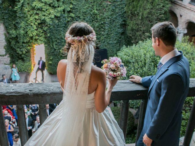 La boda de Jonathan y Sandra en Batres, Madrid 33