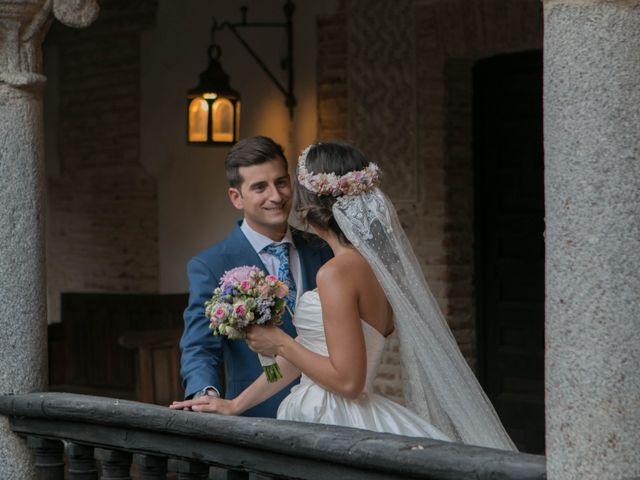 La boda de Jonathan y Sandra en Batres, Madrid 35