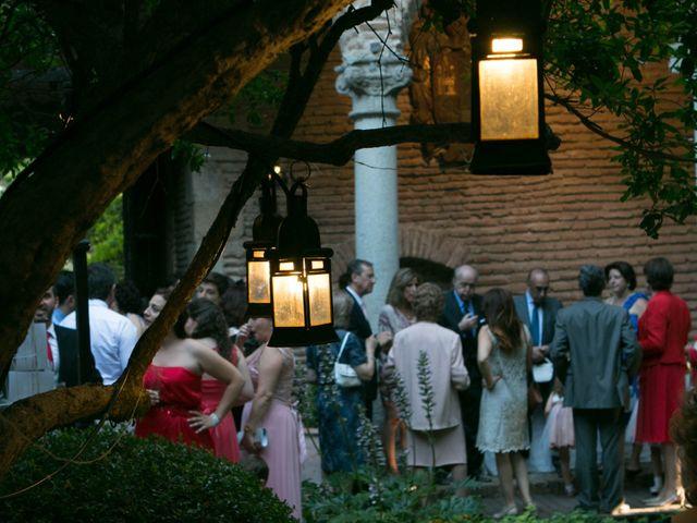La boda de Jonathan y Sandra en Batres, Madrid 36