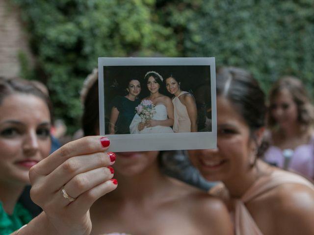 La boda de Jonathan y Sandra en Batres, Madrid 38
