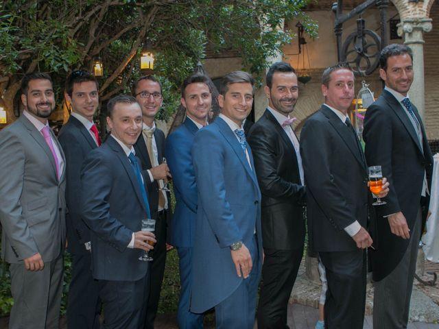 La boda de Jonathan y Sandra en Batres, Madrid 39