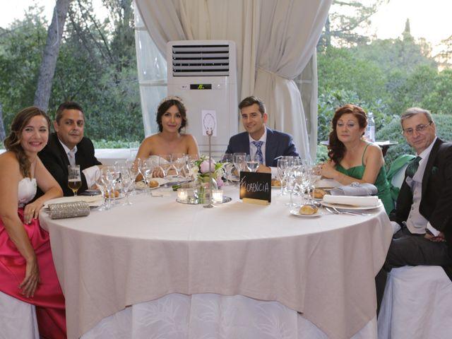 La boda de Jonathan y Sandra en Batres, Madrid 41