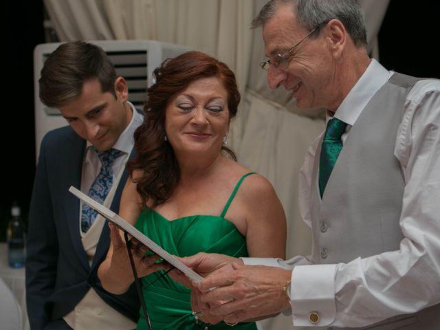 La boda de Jonathan y Sandra en Batres, Madrid 43