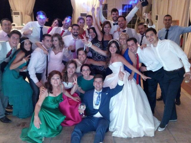 La boda de Jonathan y Sandra en Batres, Madrid 54