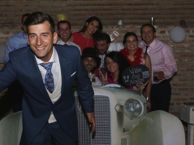 La boda de Jonathan y Sandra en Batres, Madrid 55