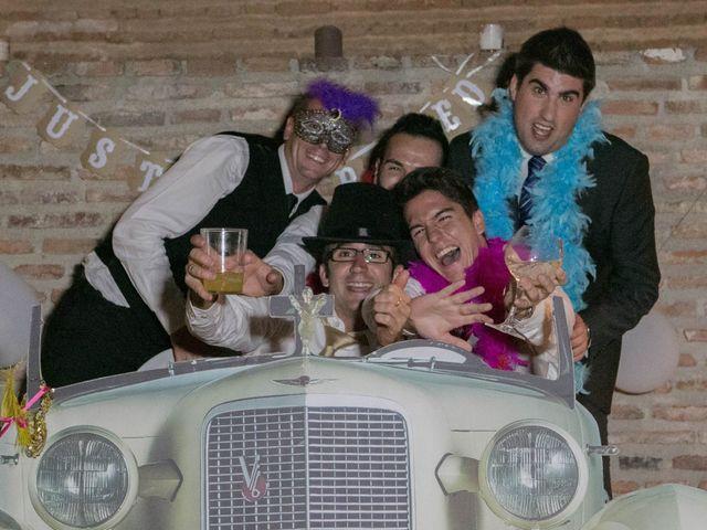 La boda de Jonathan y Sandra en Batres, Madrid 57